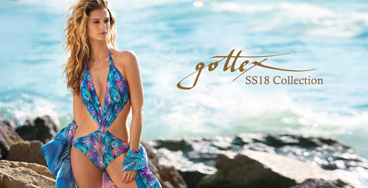 New Gottex SS18 Swimwear