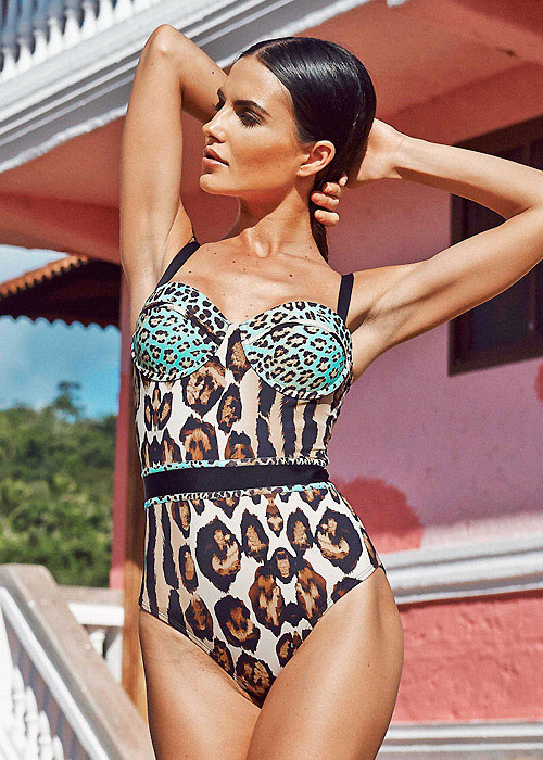 Aguaclara Jungle Princess Swimsuit