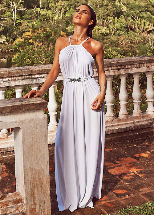 Aguaclara Summer Terrace Maxi Dress