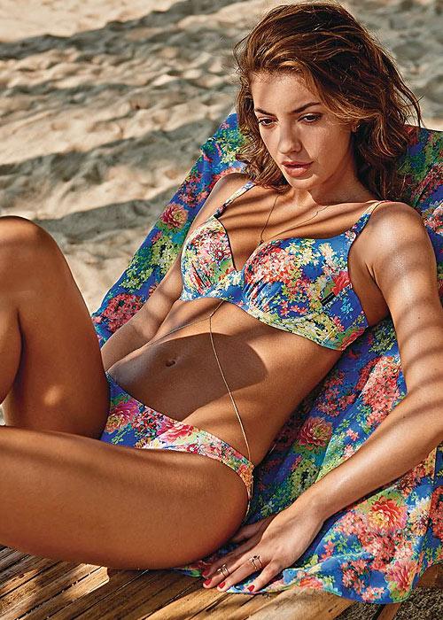 Anita Rosa Faia Milou Bikini