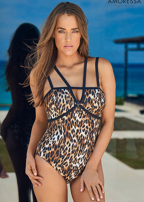 Amoressa Never Say Never Vesper Swimsuit