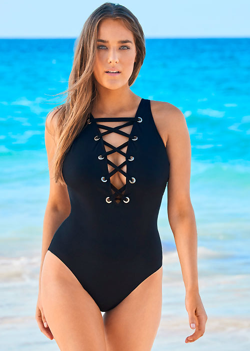 Amoressa The Ramones Stevie Swimsuit
