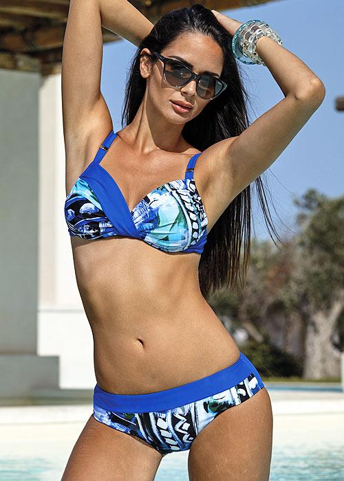 Acqua & Sale Cadiz Non Padded Underwired Bikini