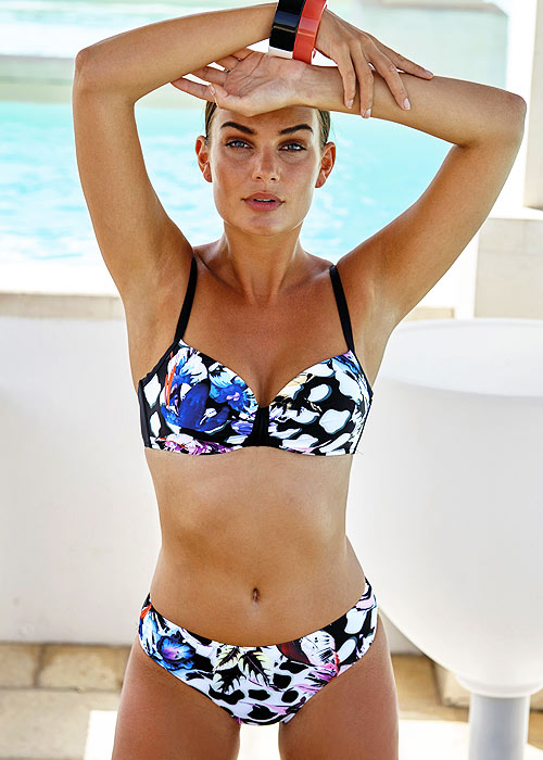 Acqua & Sale Graciosa Moulded Bikini