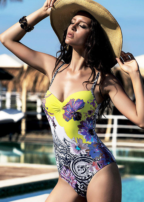 Acqua & Sale Minorca Swimsuit