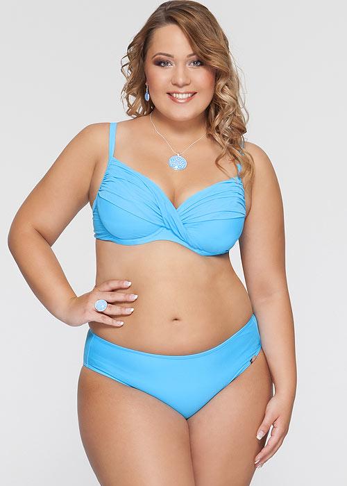 Bahama Twist Turquoise Bikini