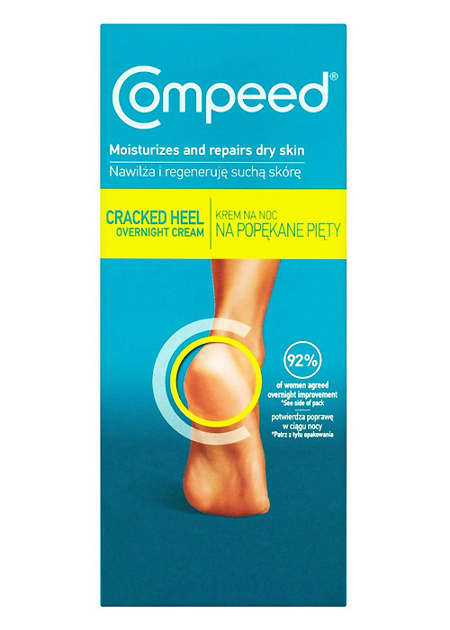 Compeed Cracked Heel Overnight Cream