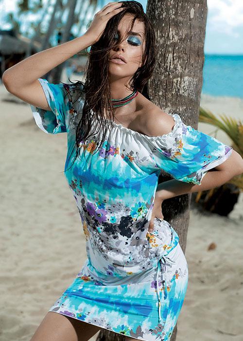 David Danielle Sun Dress