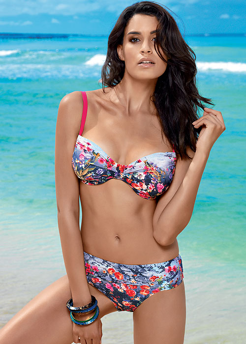 David Floral Bay Fosca Underwired Bikini
