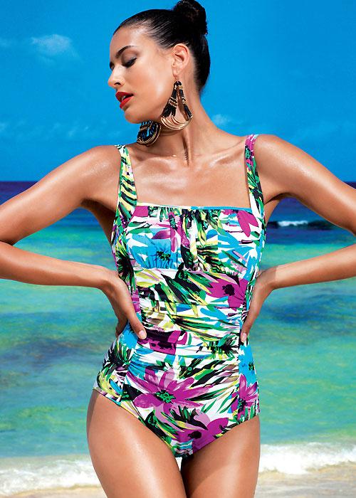 David Lady Club Blu Swimsuit