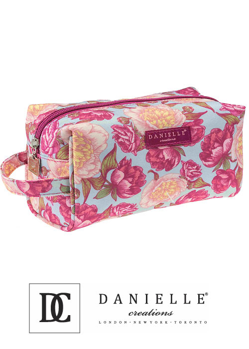 Danielle Creations Peony Make Up Case