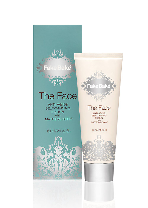 Fake Bake The Face Anti-Ageing Self Tan Lotion With Matrixyl-3000