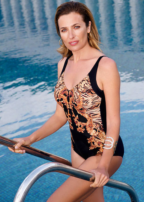 Felina Fancy Fur Swimsuit