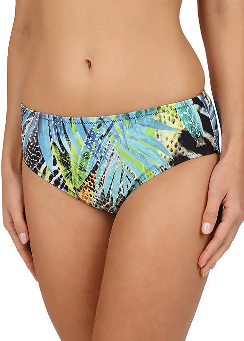 Felina Green Fig Bikini Slip