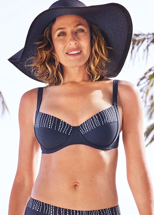 Felina Love Pearls Bikini Top