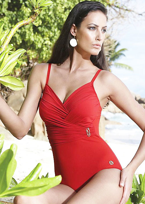 Glumann Vogue High Back Swimsuit