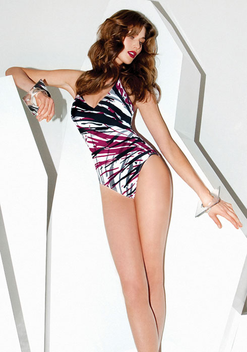 Gideon Oberson Wild Flow Swimsuit