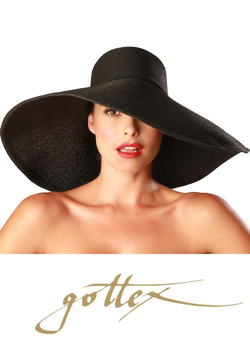 Gottex Sun Hat Belladonna