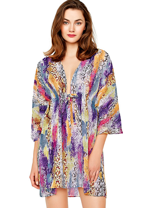 Gottex GTX Savage Beauty Kaftan