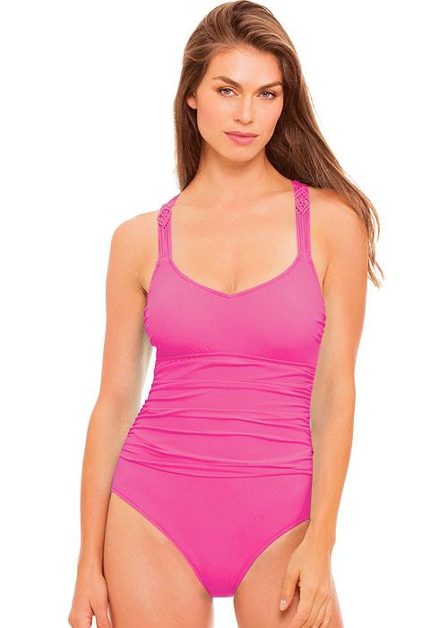 Gottex Profile Java Cross Back Swimsuit