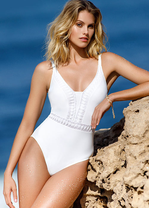 Gottex Profile Roulette Swimsuit