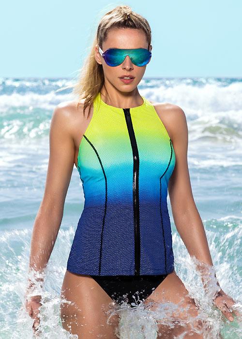 Gottex Profile Sport Ocean Reef Tankini