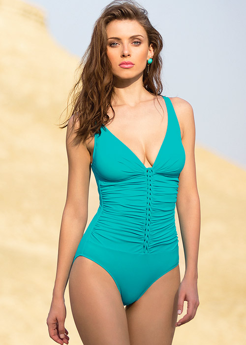 Gottex Profile Waterfall Swimsuit
