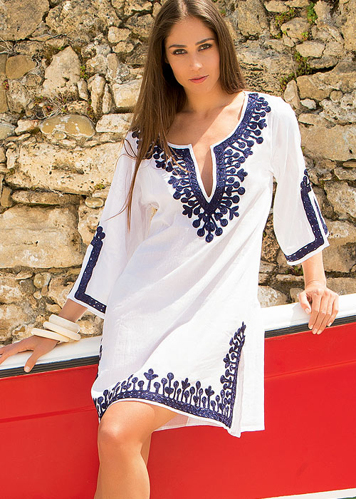 Iconique Algeciras Kaftan