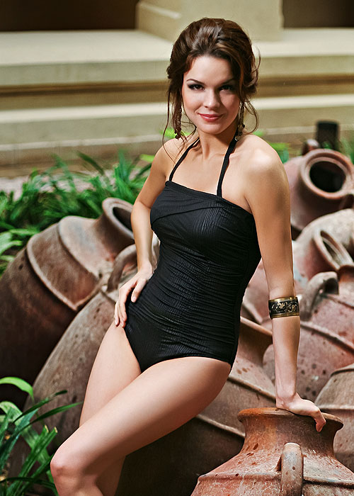 Jamu Jadida Mastectomy Bandeau Swimsuit