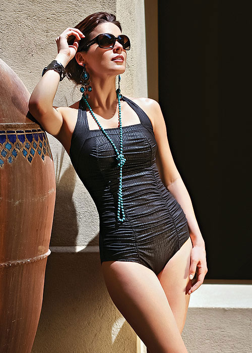 Jamu Yassine Mastectomy Swimsuit