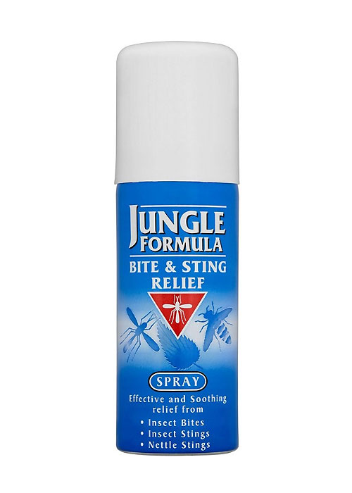 Jungle Formula Bite And Sting Relief Spray