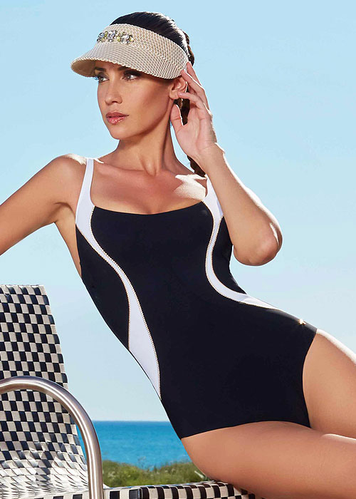 Liberti Calla Underwired Shaping Swimsuit