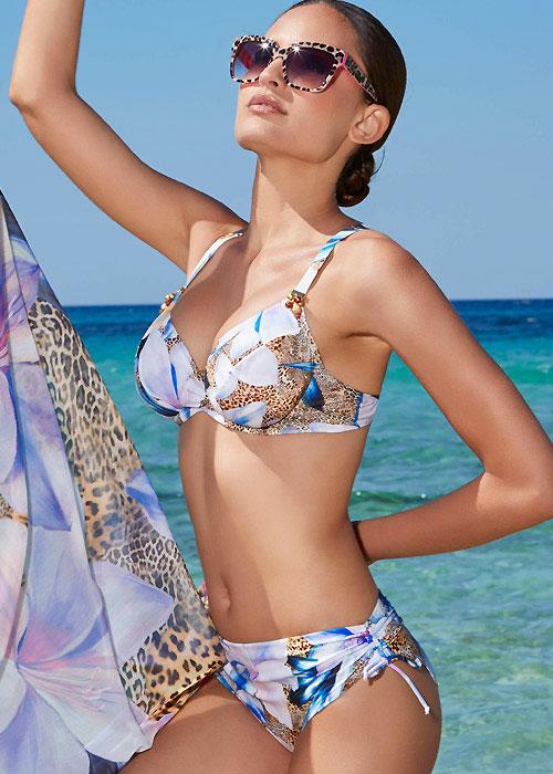 Liberti Ibiscus Underwired Bikini