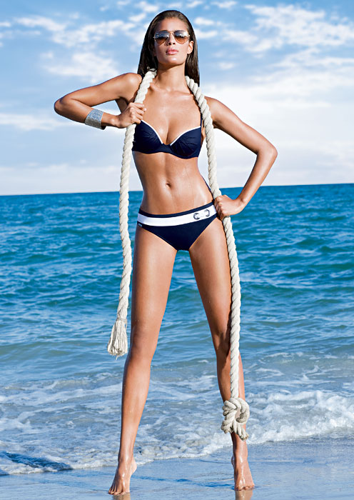 Maryan Mehlhorn Nautical Bikini