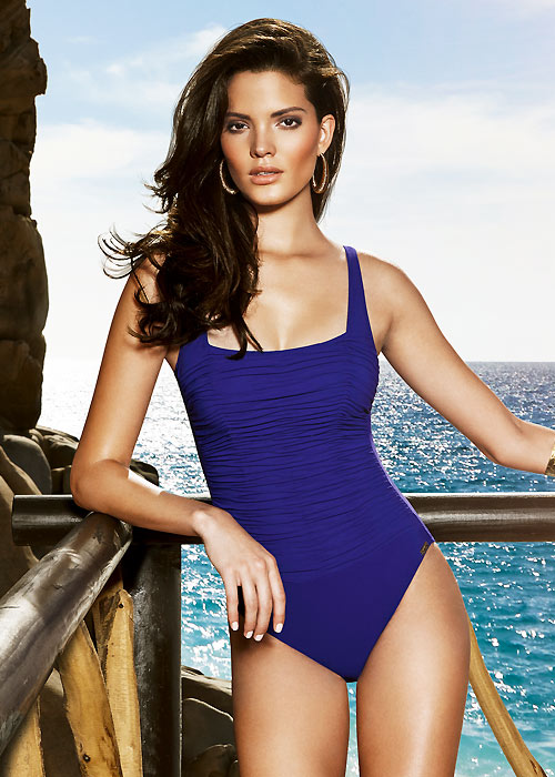 Maryan Mehlhorn Elements Iris Swimsuit