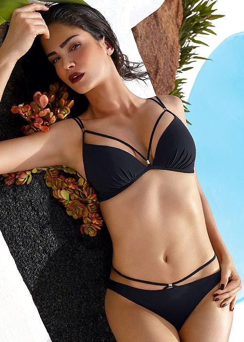 Maryan Mehlhorn Glam Black Bikini