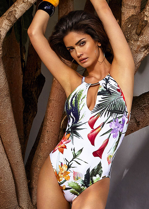 Maryan Mehlhorn Greenhouse Swimsuit