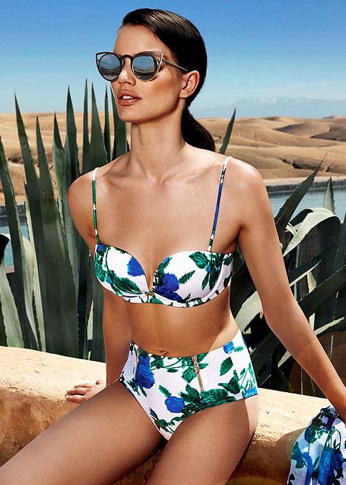 Maryan Mehlhorn Oasis High Waist Bikini