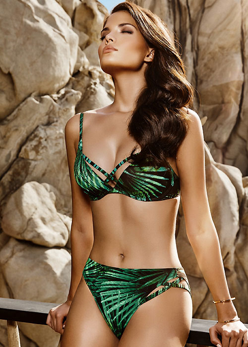 Maryan Mehlhorn Rainforest Bikini