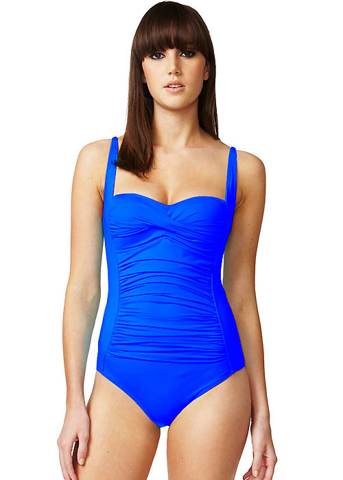 Moontide Fuller Cup Twist Swimsuit