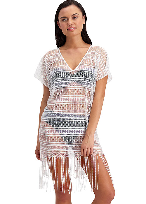 Moontide V Neck Cover Up