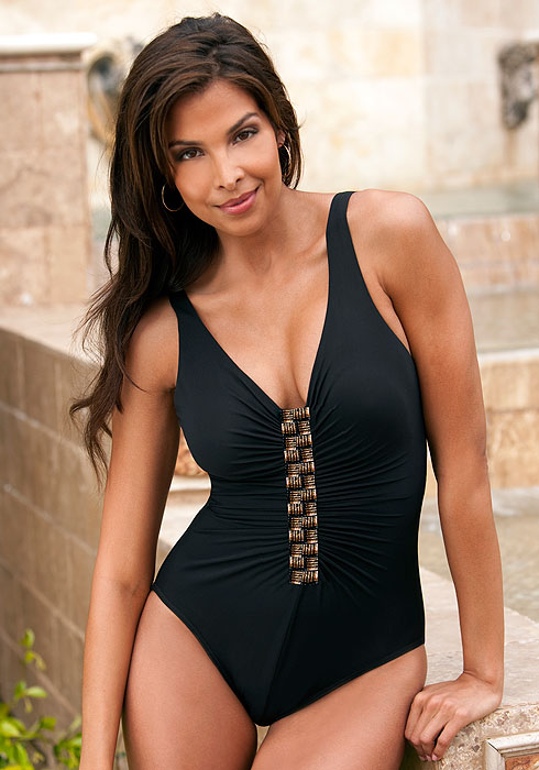 Miraclesuit Jewel Box Swimsuit