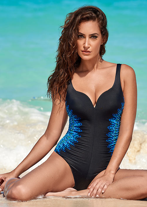 Miraclesuit Knit Pick Temptress Swimsuit