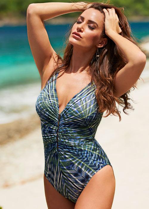 Miraclesuit Monteverde Charmer Swimsuit