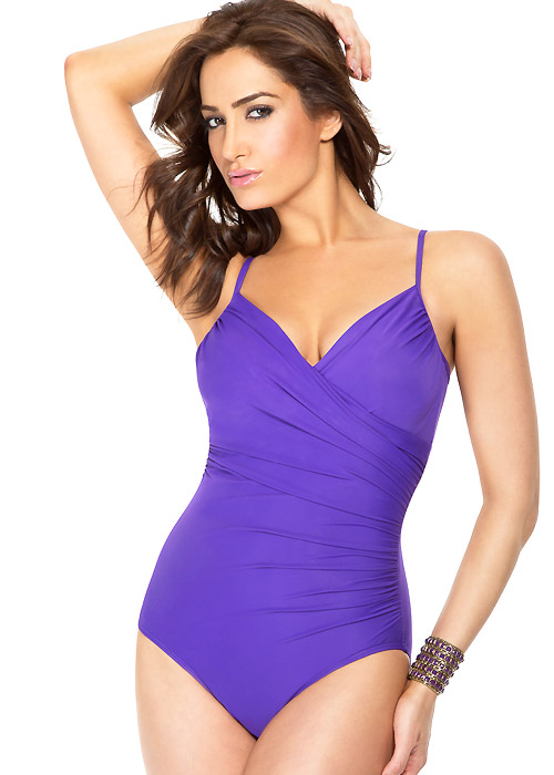 Miraclesuit Must Haves Captiva Iris Swimsuit