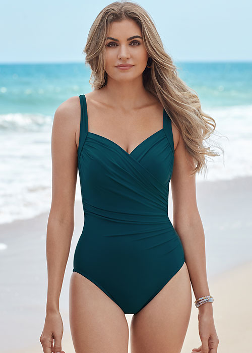 Miraclesuit Must Haves Sanibel Limited Swimsuit