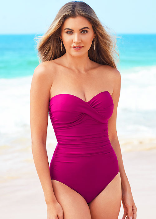 Miraclesuit Rock Solid Madrid Swimsuit