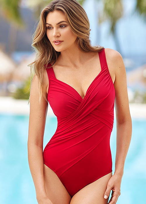 Miraclesuit Rock Solid Revele Swimsuit