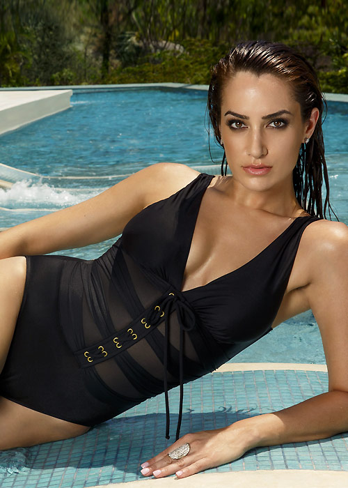 Miraclesuit Suit Yourself Ansonia Swimsuit