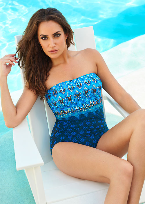 Miraclesuit Sunset Cay Avanti Swimsuit